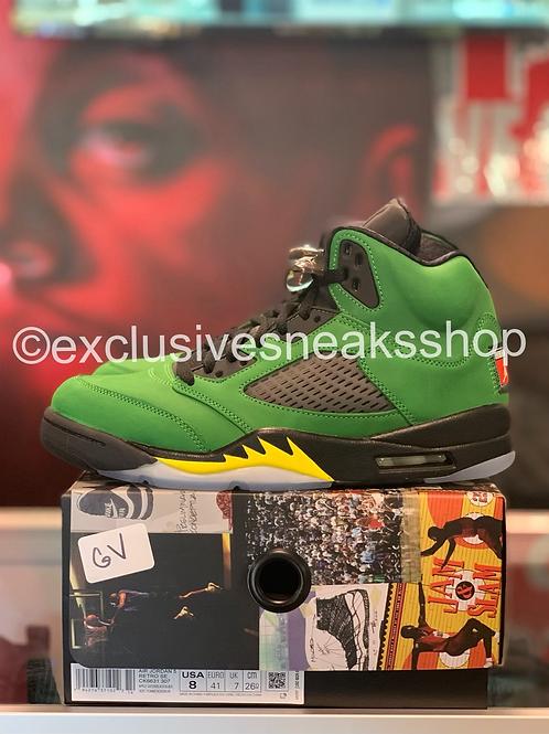 "Air Jordan 5 Retro ""Oregon SE"""