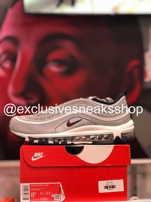 "Nike Air Max 97 ""Puerto Rico"""