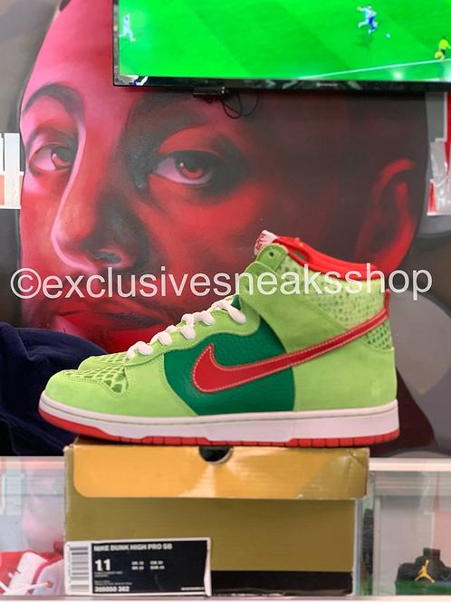 "Nike SB Dunk High ""Dr. Feel Good"""