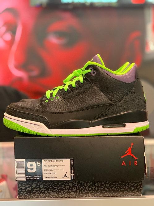 """Air Jordan 3 Retro """"Joker"""""""