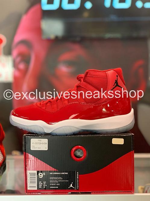 """Air Jordan 11 Retro """"Win like 96"""""""
