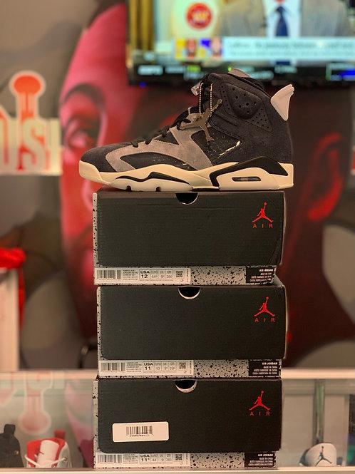 """Air Jordan 6 Retro """"Tech Grey"""" (W)"""