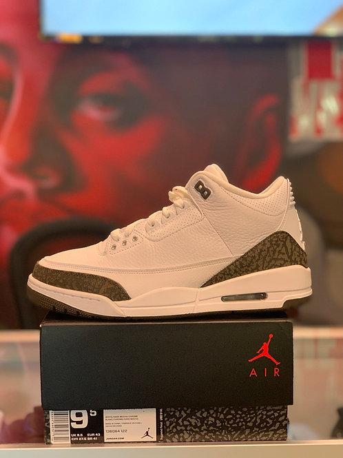 """Air Jordan 3 Retro """"Mocha"""""""