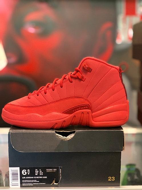 "Air Jordan 12 Retro ""Gym Red"""
