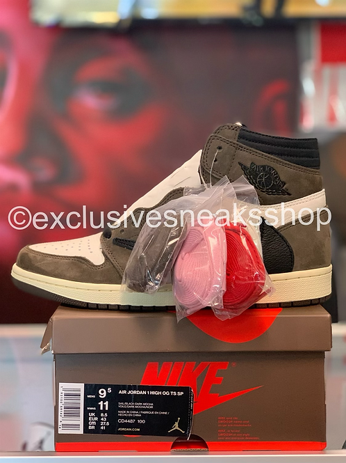"Air Jordan 1 Retro ""Travis Scott"""