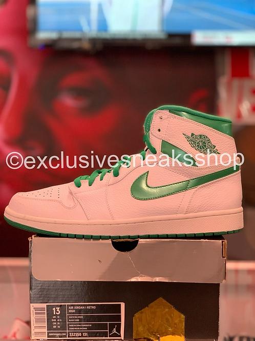"Air Jordan 1 Retro ""Do The Right Thing Green """