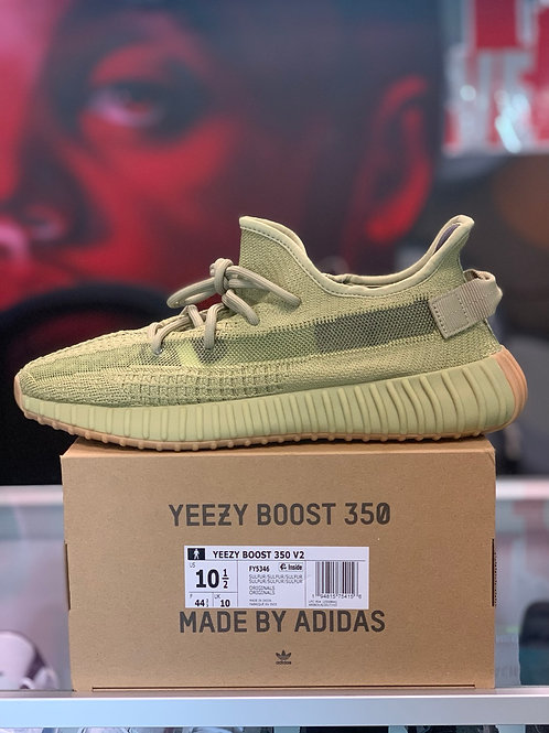 "Adidas Yeezy 350 V2 ""Sulfur"""