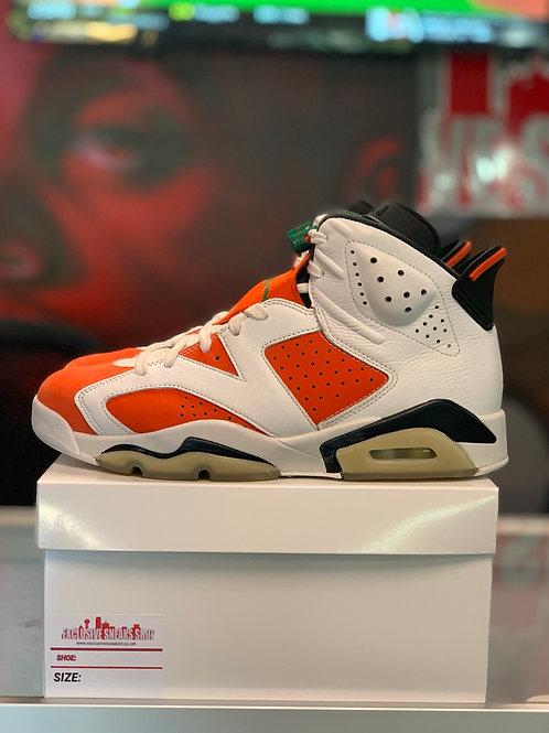 "Air Jordan 6 Retro ""Like Mike Gatorade"""