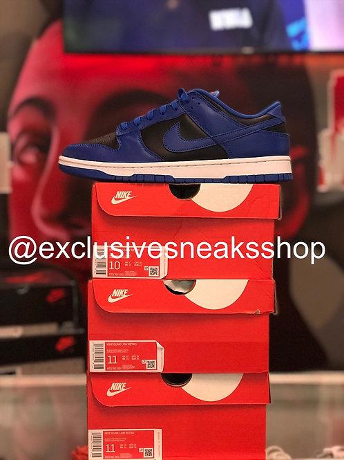 "Nike Dunk Low ""Cobalt"""