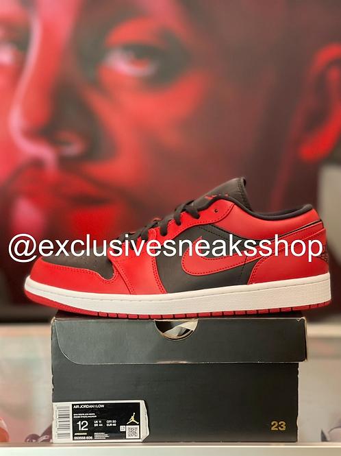 """Air Jordan 1 Low """"Reverse Bred"""""""