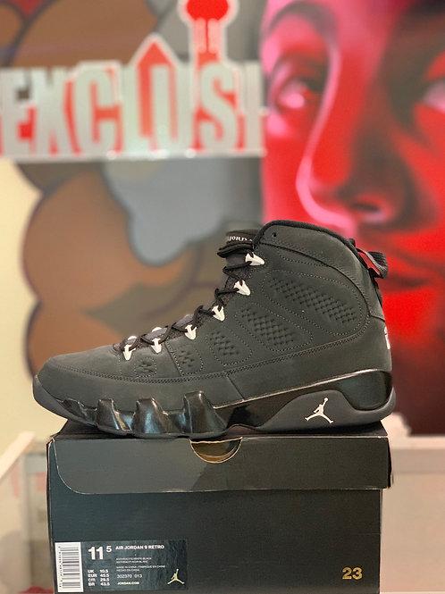 """Air Jordan 9 Retro """"Anthracite"""""""