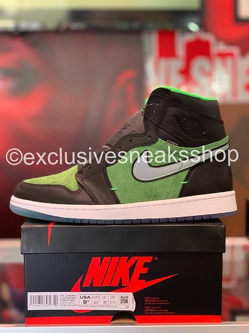 "Air Jordan 1 Retro ""Zoom Zen Green"""