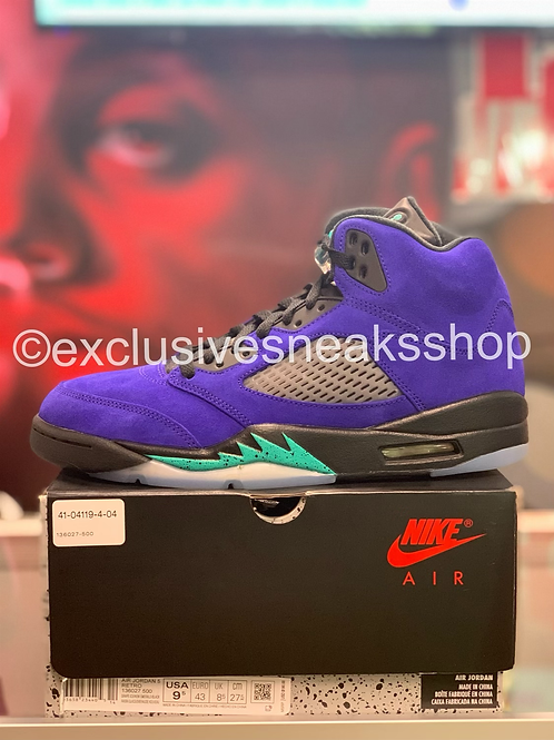 "Air Jordan 5 Retro ""Alt Grape"""