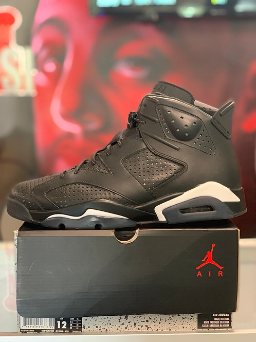 "Air Jordan 6 Retro ""Black Cats"""