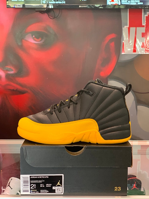"Air Jordan 12 Retro ""University Gold"" (PS)"