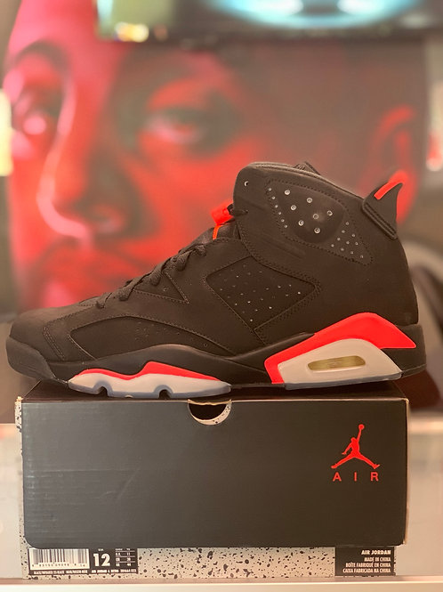 "Air Jordan 6 Retro ""Infrared"" '14"