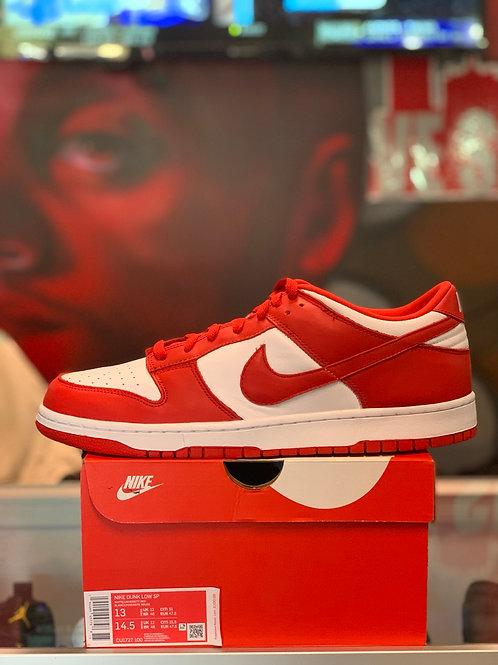 "Nike Dunk Low ""University Red """