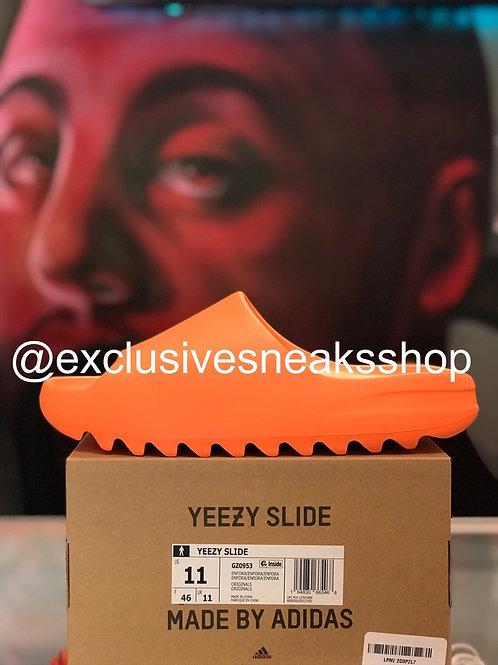 "Adidas Yeezy Slide ""Enflame"""