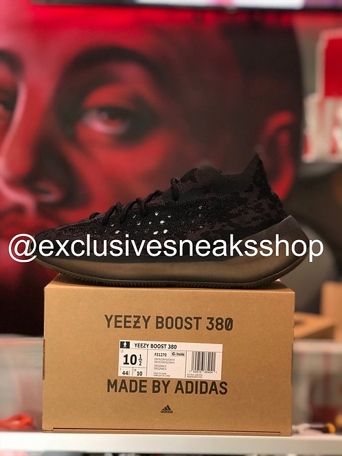 """Adidas Yeezy 380 """"Onyx"""""""