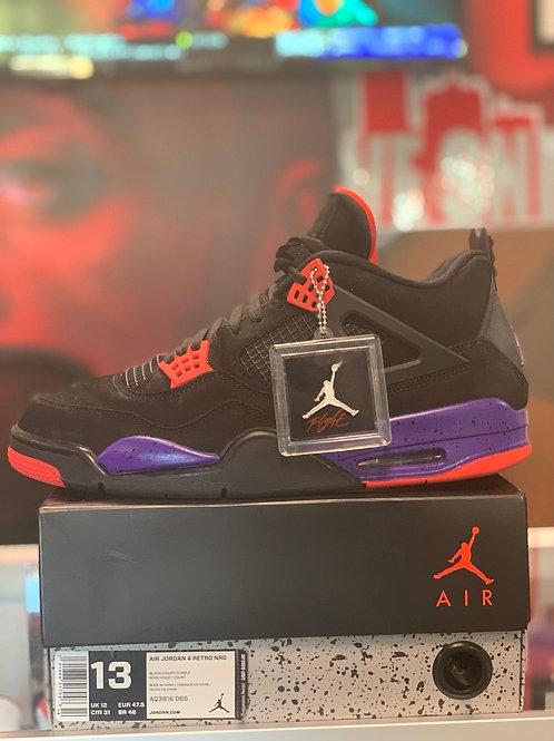 """Air Jordan 4 Retro """"Raptors"""""""