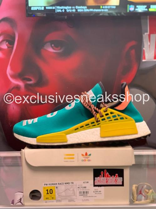 "Adidas NMD Race Hu ""Pharrell Sun Glow"""