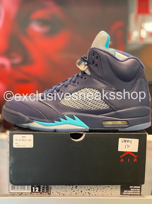 "Air Jordan 5 Retro ""Pre-Grape"""
