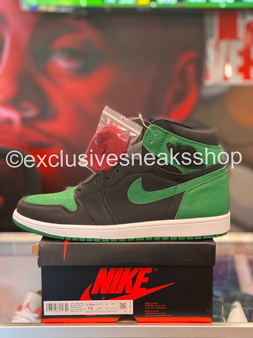 "Air Jordan 1 Retro ""Pine Green 2.0"""