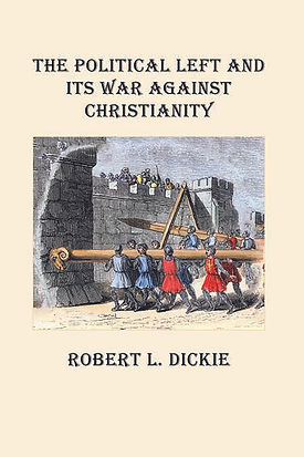 front cover - Political Left and its War