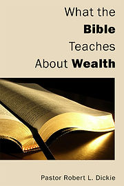 front cover - What The Bible Teaches Abo