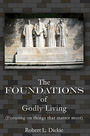front cover - Foundations of Godly Livin