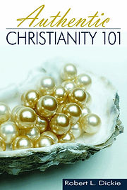 front cover - Authentic Christianity 101