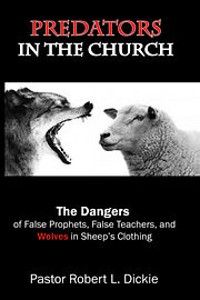 front cover - Predators in the Church.jp