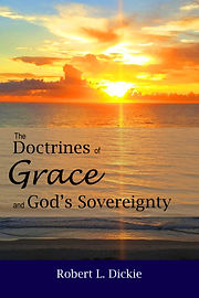 front cover - Doctrines of Grace and God