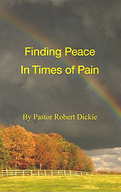 front cover - Finding Peace in Times of
