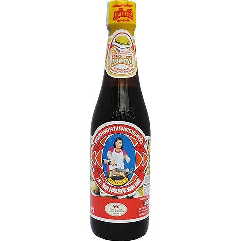 SS007 Mae Kua Oyster Sauce - ซอสหอยนางรมตราแม่ครัว(蚝油)