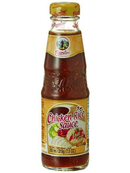 SS0028 Chicken Rice Sauce - น้ำจิ้มข้าวมันไก่ตราพันท้าย (鸡油饭蘸料)