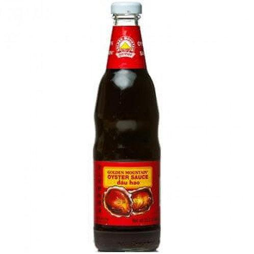 SS0026  Oyster Sauce - ซอสหอยนางรมตราภูเขาทอง(蚝油)