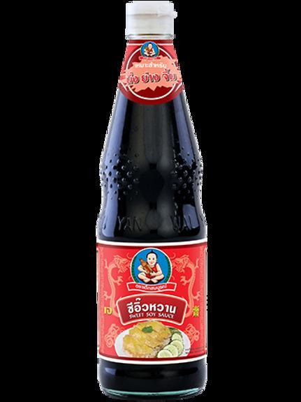 SS0024 Sweet Soy Sauce - ซีอิ๊วหวานตราเด็กสมบูรณ์ (甜酱油)