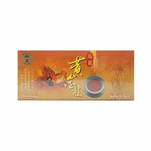 DR006 Weight Loss Tea - ชาอู่หลงสูตรควบคุมน้ำหนัก (黄金桂乌龙茶包)