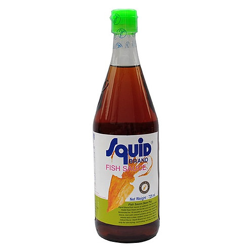 SS001 Fish Sauce - น้ำปลาตราปลาหมึก (鱼露)