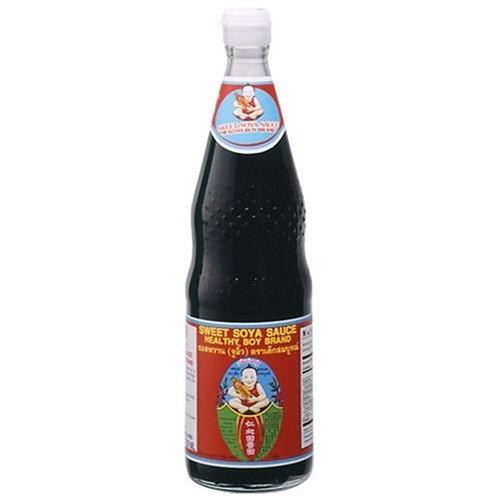 SS003 Sweet Soya Sauce - ซีอิ๊วดำตราเด็กสมบูรณ์ (黑酱油)