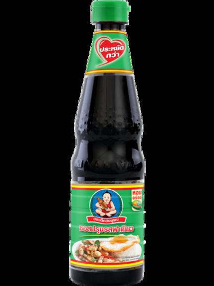 SS005  Soy Sauce Seasoning - ซีอิ๊วขาวตราเด็กสมบูรณ์(白酱油)