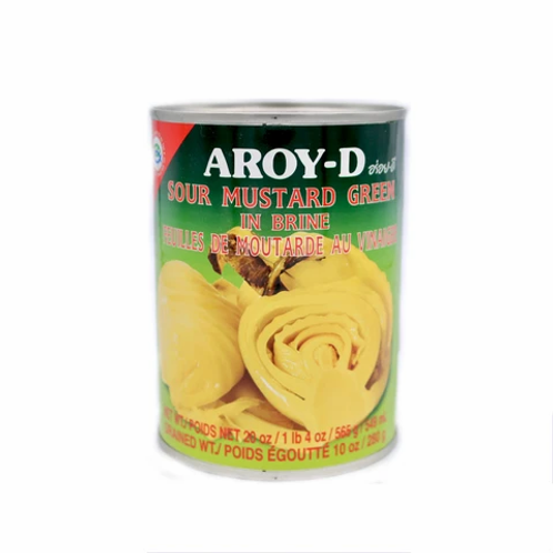 CN005 Sour Green Mustard - ผักกาดดอง (酸菜)