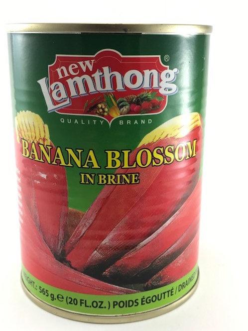 CN0030  Banana Blossom in Brine - หัวปลีดองน้ำเกลือ (咸菜芭蕉雷)