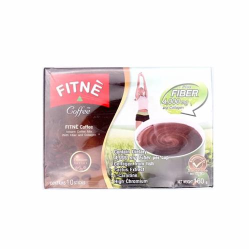 DR002 Fitne CoffeeFibre - กาแฟผสมไฟเบอร์ (纤维咖啡包)