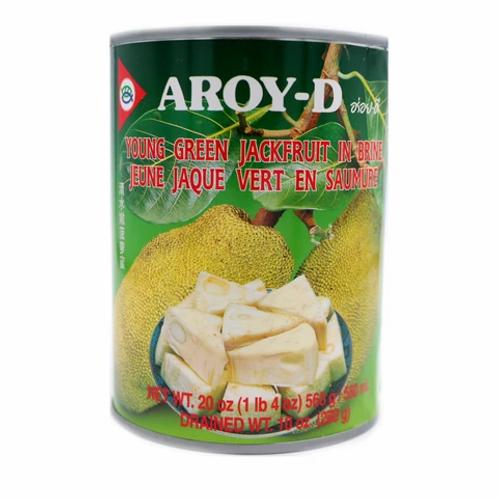 CN004 Green Jack Fruit - ขนุนกระป๋อง (罐头菠萝蜜)