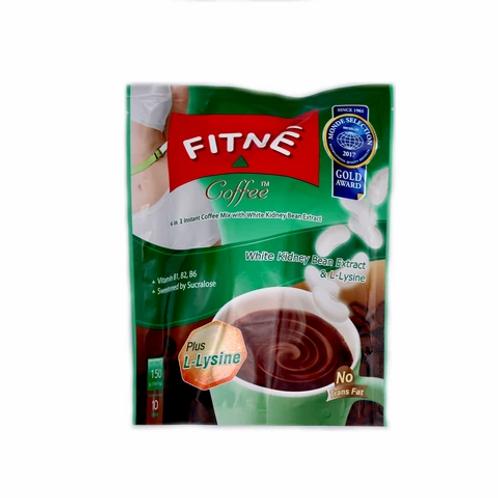 DR004 Fitne Coffee - ฟิตเน่ กาแฟผสมสารสกัดจากถั่วขาว (白豆咖啡包)