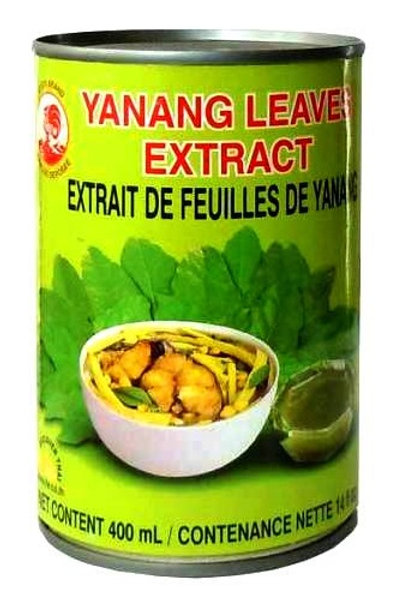 CN0028 Yanang leaves Extract - ใบย่านางกระป๋อง (亚襄叶汁)