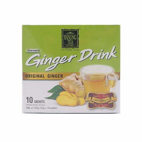 DR017 Ginger Drink - เครื่องดื่มขิงสำเร็จรูปสูตรต้นตำรับ (姜汁)