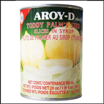 CN0026 Toddy Balm Seed - ลูกตาลกระป๋อง (罐头海底湿椰)
